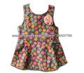 100% algodón vestido de bebe,Vestidos infantil de verano