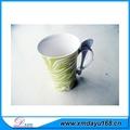 taza de café de cerámica nuevo estilo, baratos Tazas de cerámica