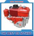 solo cilindro de agua de refrigeración del motor diesel