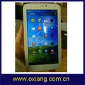 """Más barato 7"""" mtk tablet pc con la función de teléfono 3g ranura para tarjeta sim"""