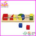 2013 Top Rompecabezas de madera muy popular para los niños