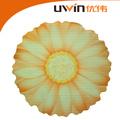 Forme de fleur de mousse de pvc imprimé fabricduck anti- glissement. fleurs imprimées tapis de bain