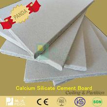 de silicato de calcio junta de cemento