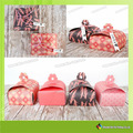 WT-PBX-1201 cajas de chocolate de embalaje