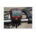 Ordenador de bicicleta sd-548b, la bicicleta del odómetro/velocímetro