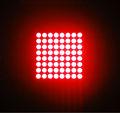 De la promoción!!! 8x8 de interior pantalla led de matriz de puntos para levantar signo módulo
