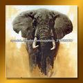 tema caliente moderno abstracto pintura de arte de elefante