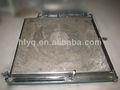 TZY Planitud de baldosa cerámica, perpendicularidad, instrumento de prueba de rectitud de los lados