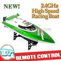 2.4g 4ch rc carreras de barcos, carreras de control remoto barco modelo