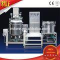 Zjr-350 vácuo emulsão de mistura e homogeneização da máquina para processar alimentos máquina