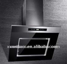 de alta calidad de cristal negro campanas extractoras de cocina campanas de cocina