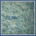 2014 Hot Sale para vestuário e Cobertores de poliéster tecido Plush