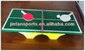 Pportable mesa de ping-pong