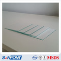 SANPONT directa del fabricante de Silicon Gel preparativo Placa Base Glass