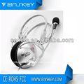 Estéreo cabeça sm-688 baixo amplificado fones de ouvido