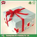 la costumbre nuevos de diseño bonito cajas para los regalos