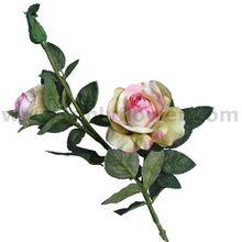 """23.5"""" flores rosas artificiales"""