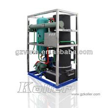 Comercial máquina fabricadora de hielo del tubo para ventas