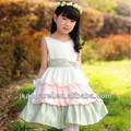 Los niños niña vestido pastel jk-9201-9