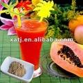 el polvo de papaya