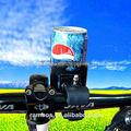 Rotação de copo da bebida de bicicleta suporte garrafa de bebida holder fit para a motocicleta/guidão de bicicleta