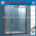 180 grau dobradiça, pivô da dobradiça para porta de alumínio