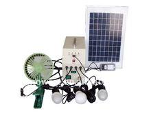 Sistema Solar con electrodomesticos, 10W - 1000W, fuera de la red, las fuentes de energía renovables