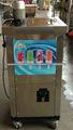 Venta caliente con el aire de refrigeración y de alta producción de polo de hielo de la máquina( zq- 01)