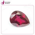 11mmx9mm forma de pera ruby piedra los precios