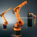 eje 6industrial articulado de robótica