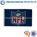 club de fútbol y de banderín de banderas de la nfl
