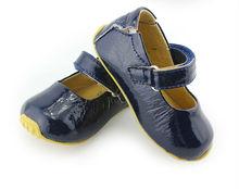 2014 zapatos de vestir azul de raso