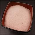 granulado del himalaya sal rosa tamaño mm 3 a 5 mm