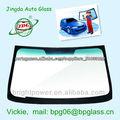 vidro pára-brisa dianteiro para carros de Coreia, laminado de segurança de substituição de vidro automóvel da frente