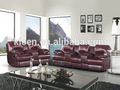 china fabricante de muebles de home cinema tv sala sofá reclinable