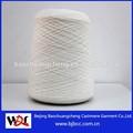 Semi- de estambre hilado de lana para hacer punto