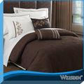 novos promocionais de alta qualidade hotel suprimentos romântico do hotel colcha cobrir