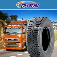 El mejor precio!!! Marca durun 9.00r20 10.00r20 neumático y el tubo neumático de camión