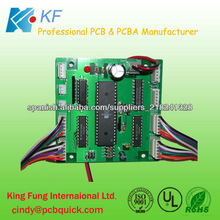 2 calas placa de circuito impreso de montaje