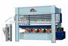 By214x8/16(6) h caliente máquina de la prensa