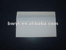 Blanco sobres autoadhesivos/de sobres y membretes