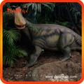 Simulación dinosaurio maiasaura para fiesta