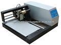 impresora digital de las cubiertas de libro de la hoja