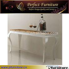 sala de estar de metal moderna consola de baratos mesa moderna consola mesas italiano de la consola de mesa mtd3153