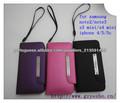 popular ultra- fino carteira de couro para iphone 5c com slot para cartão