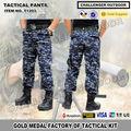 Ocean pantalones militares de camuflaje