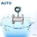 Turbina de líquido medidor de flujo/de la turbina de flujo del medidor con pantalla lcd