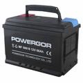 56618 DIN66 Súper partir Rendimiento de la batería Batería de arranque del coche