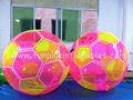 El precio de fábrica bola inflable del agua a pie, bola inflable del agua F7036