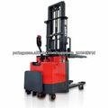 Empilhador de paletes cruzado de tipo de elevação TBA Electric pallet stacker (Double pallet)